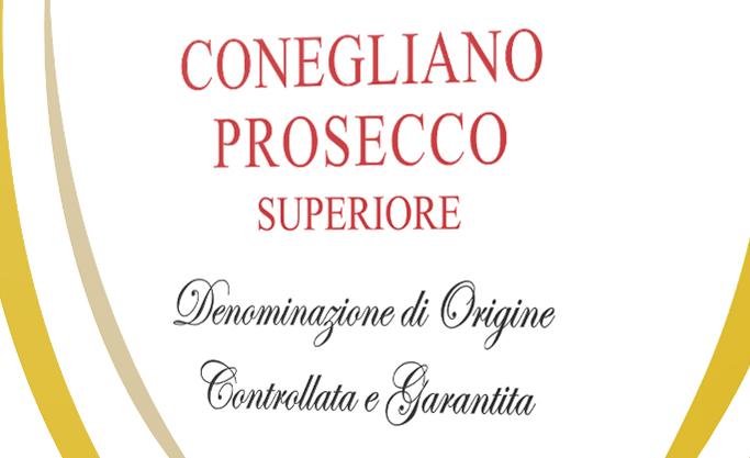 Conegliano Prosecco Superiore DOCG