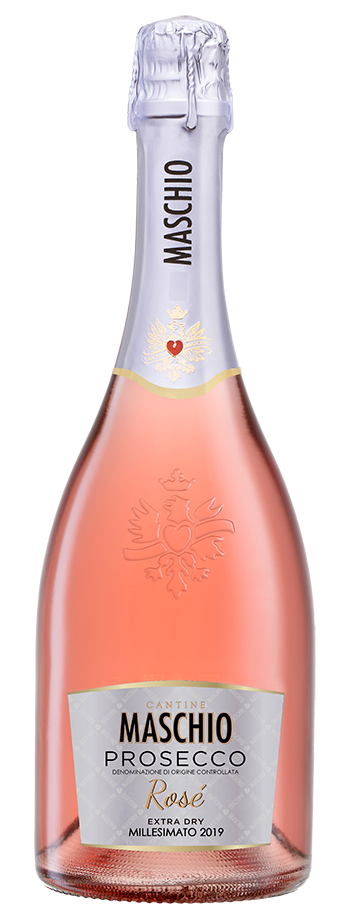 Maschio Prosecco Rosé Extra Dry millesimato 2019